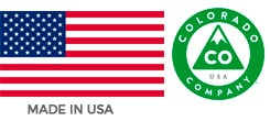 Seal - Made in the USA - Colorado Company